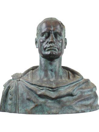 Busto di Benito Mussolini