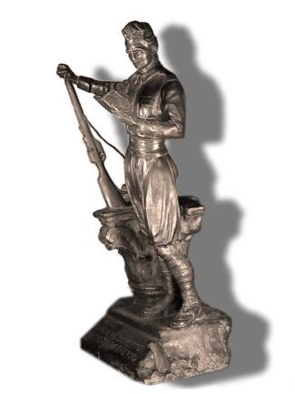 Statua milizia Domenico Mastroianni