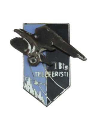 I Battaglione Teleferisti Alpini