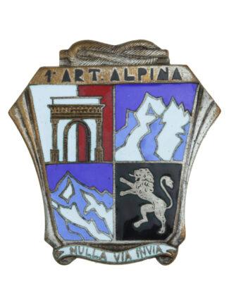 1° Reggimento Artiglieria Alpina