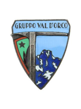 Distintivo Gruppo Artiglieria Alpina Val d'Orco