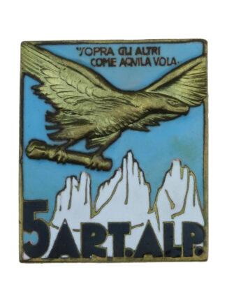 5° Reggimento Artiglieria Alpina