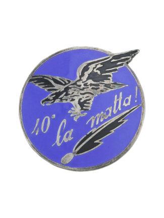 Distintivo 40a Compagnia Alpini