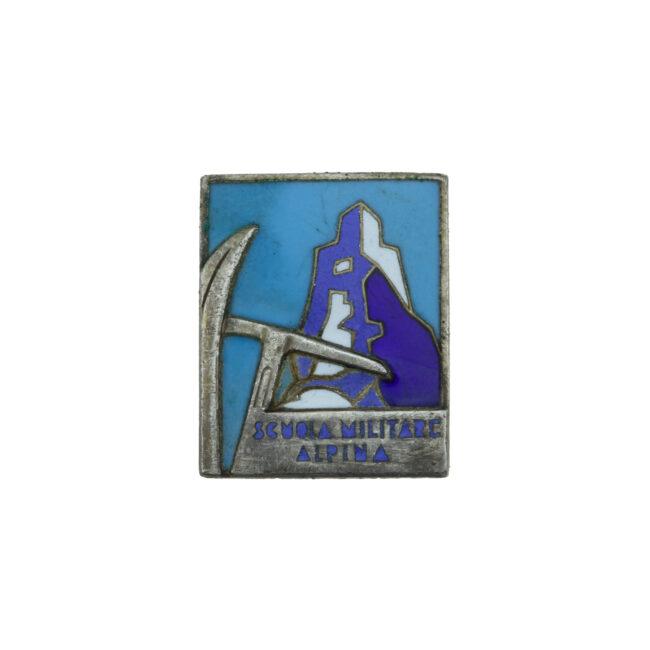 Scuola militare Alpina - modello piccolo