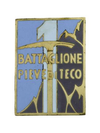 1 Battaglione Pieve di Teco