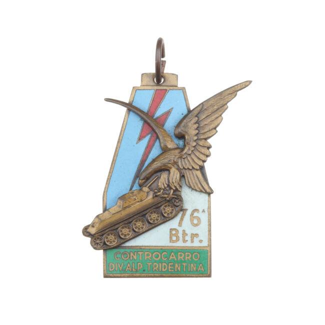 "76a Batteria Controcarro - 2a Div. Alp. ""Tridentina"""