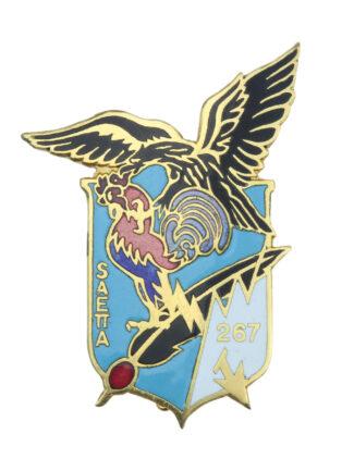 Distintivo 267a Compagnia Alpini Btg Val Piave